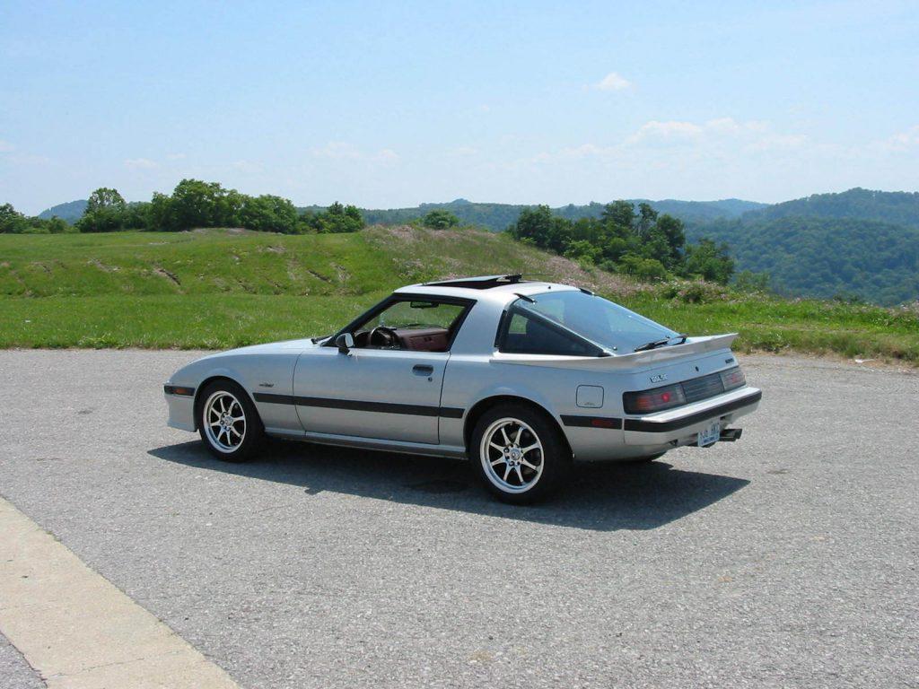 NICE 1984 Mazda RX-7 gsl-se
