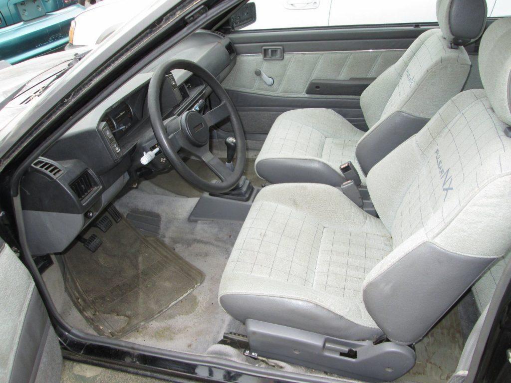 NICE 1985 Nissan NX pULSAR