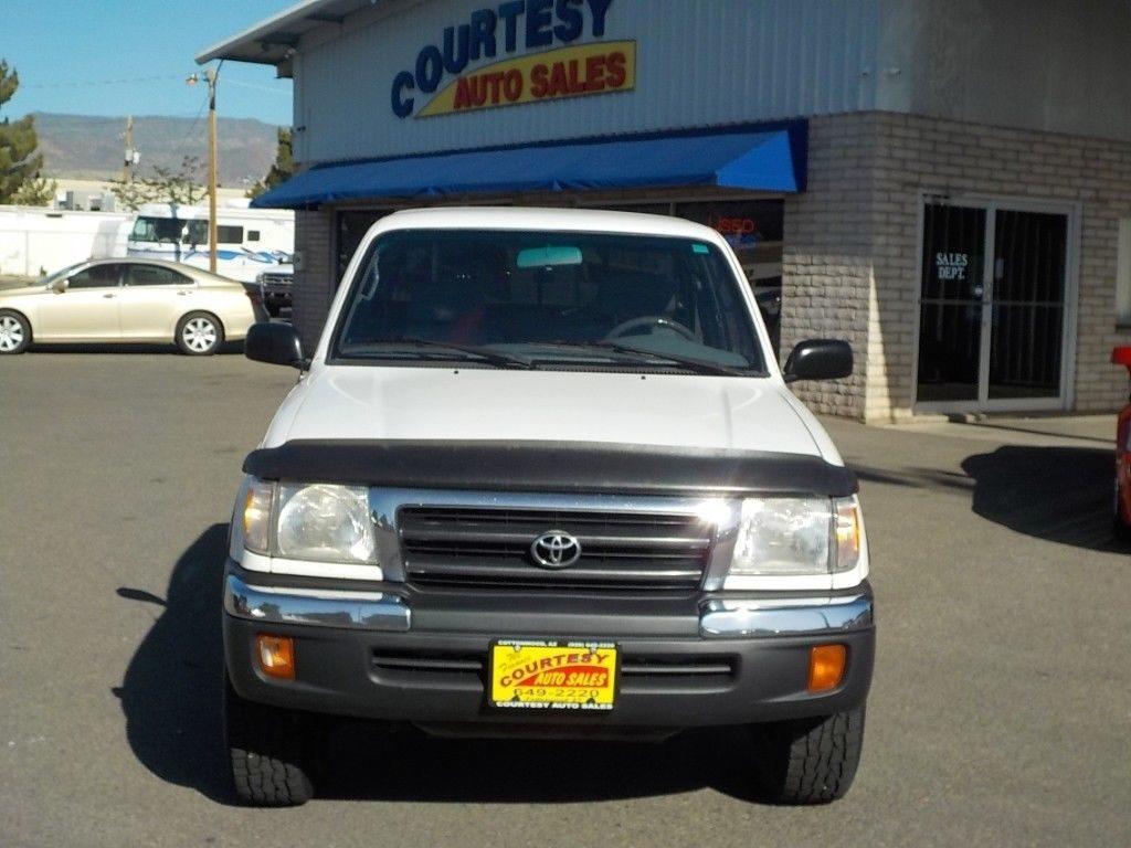 1999 Toyota Tacoma Xtracab V6 Manual 4WD