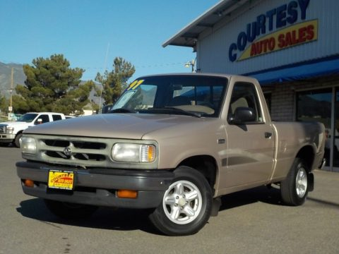 GREAT 1997 Mazda B Series Pickups for sale