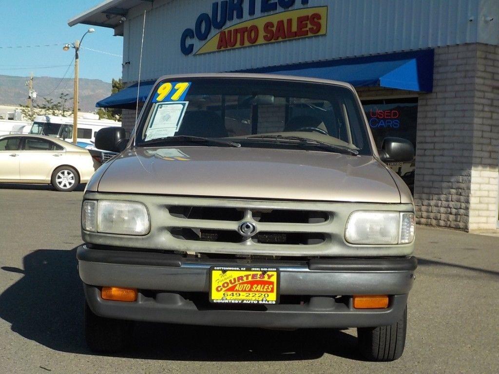 GREAT 1997 Mazda B Series Pickups