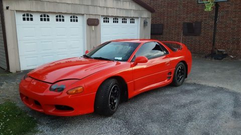 1998 Mitsubishi 3000GT in EXCELLENT CONDITION for sale