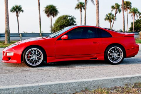 AMAZING 1990 Nissan 300ZX for sale