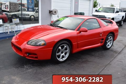 BEAUTIFUL 1999 Mitsubishi 3000gt SL for sale