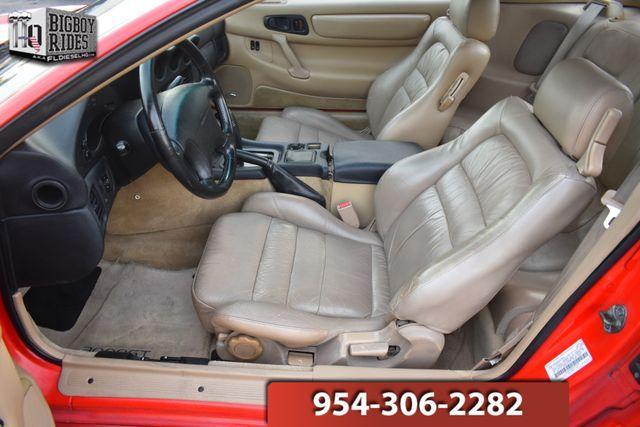 BEAUTIFUL 1999 Mitsubishi 3000gt SL