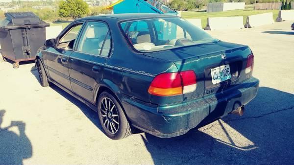 NICE 1998 Honda Civic dx