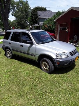 NICE 1999 Honda CR V LX for sale