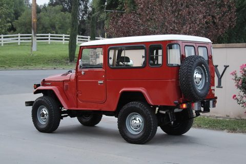 ULTRA RARE 1983 Toyota Land Cruiser BJ46 LX for sale