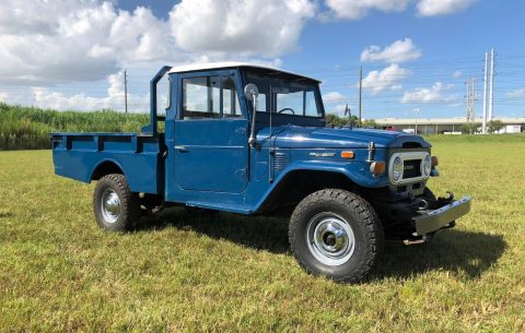 1974 Toyota Land Cruiser FJ45 Pick Up for sale