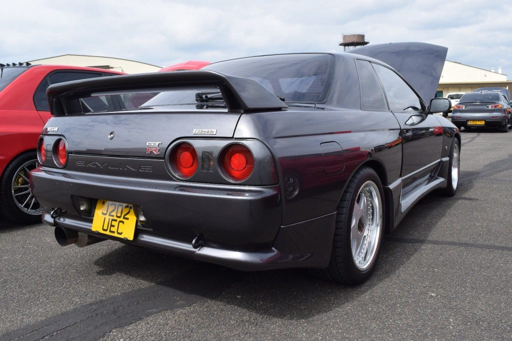 1980 Nissan Skyline GTR R32