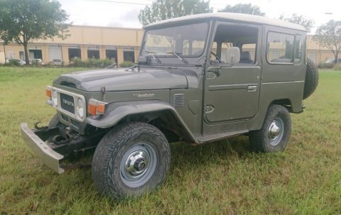 1982 Toyota Land Cruiser FJ40 for sale