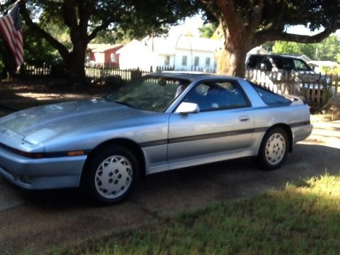 1987 Toyota Supra 5 speed for sale