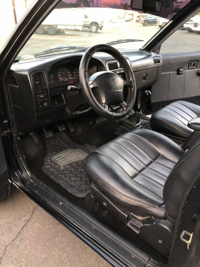 1996 Nissan Hardbody Pick Up Truck