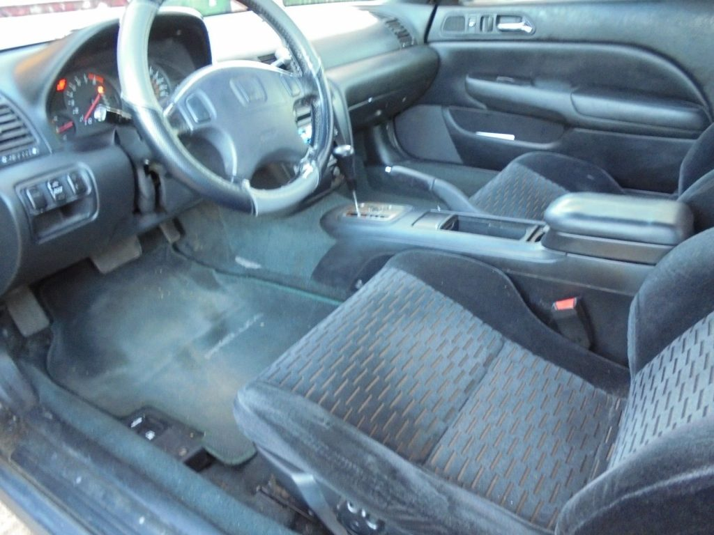 1998 Honda Prelude 2.2L V TEC Automatic